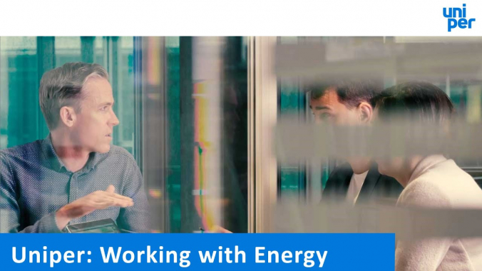 Uniper: Working with energy