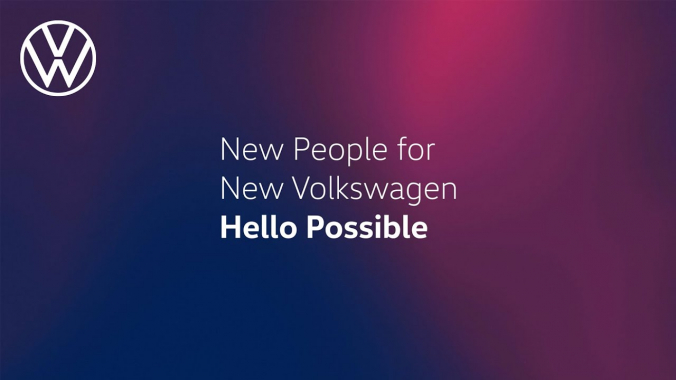 Recruiting Kampagne Hello Possible