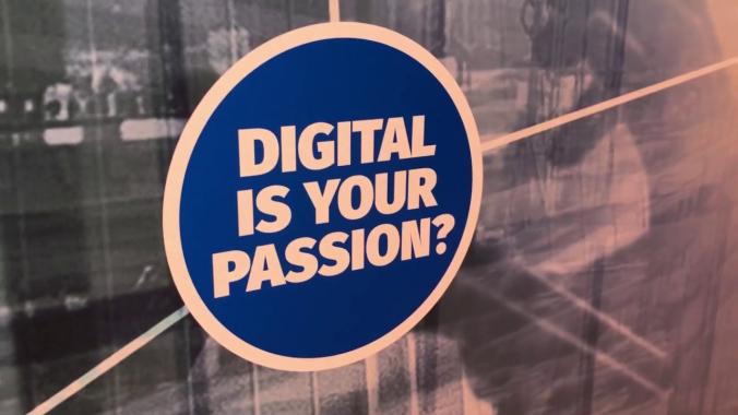Wolters Kluwer auf dem Digitale Leute Summit 2019
