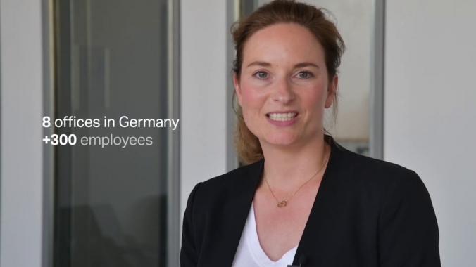 Working at AECOM – Andrea Widmayer, Germany