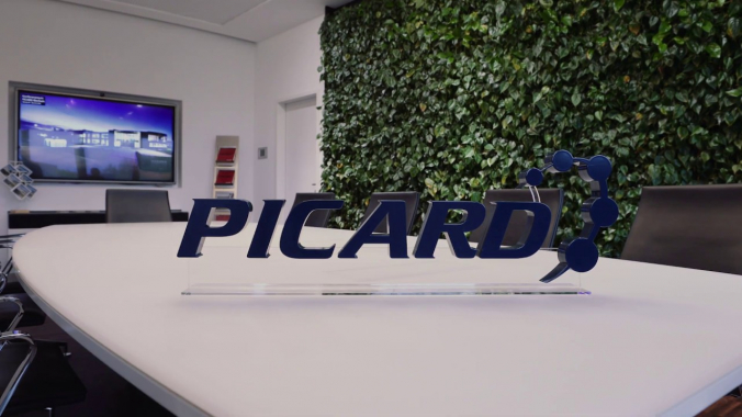 WELCOME TO PICARD
