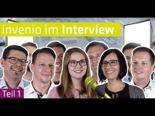 Karriere bei invenio  |  Jobs, Persönlichkeiten, Chancen (Teil 1)