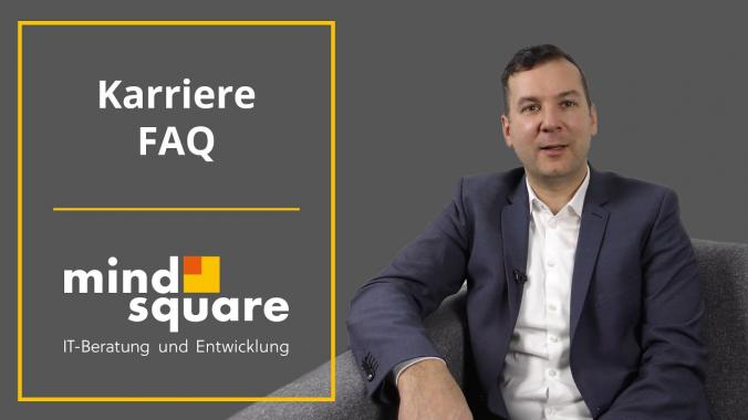 mindsquare: Karriere-FAQ