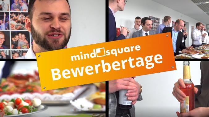 Trailer: mindsquare Bewerbertage