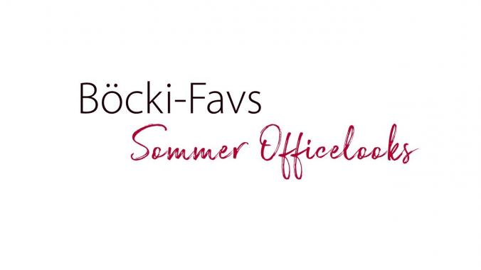 Sommer-Officelooks