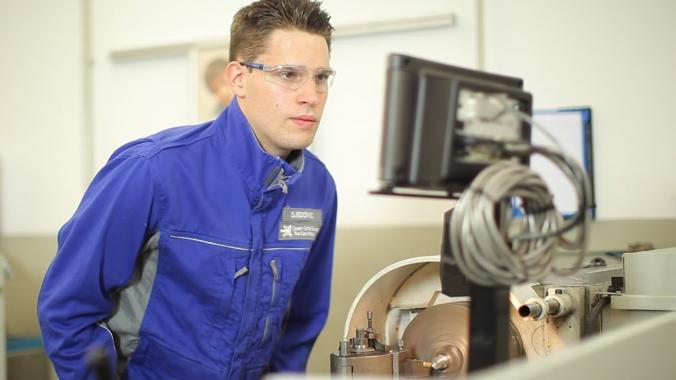 Ausbildung Industriemechaniker/-in für Instandhaltung
