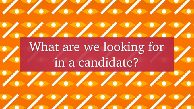 What are we at PwC looking for in a candidate?
