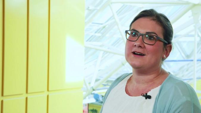 Rebecca Rittner - Industriekauffrau