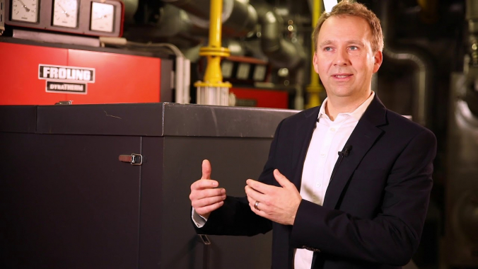 Internet of Things (IOT) bei der RheinEnergie, Holger Mennigmann
