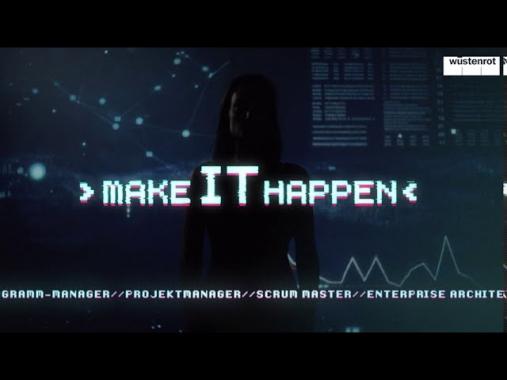 Make IT happen | Christian & Katharina