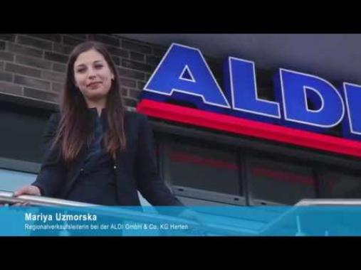 Überdurchschnittliche Aussichten für deine Laufbahn: Regionalverkaufsleitung bei ALDI ...