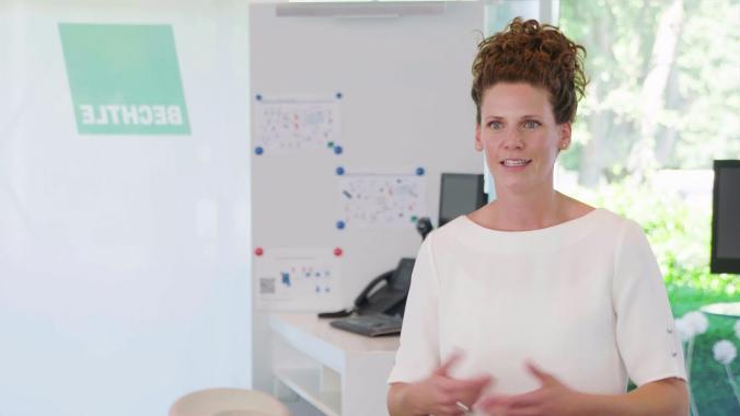 #WirsindBechtle – Anne Schroeder stellt sich vor.