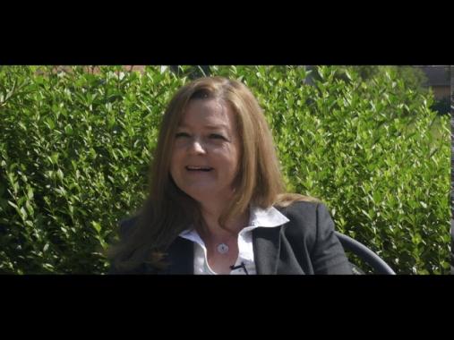 COSMO Mitarbeiter Portrait - Anita - Consultant