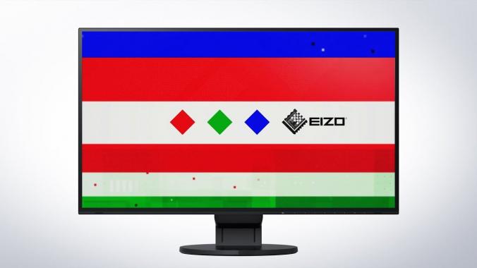 EIZO - Drei Farben für eine ganze Welt