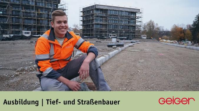 Ausbildung zum Tief- und Straßenbauer (m/w/d)