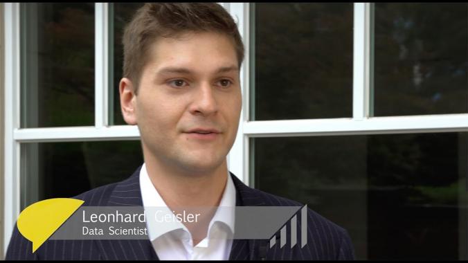 """Interview mit Leonhard Geisler: """"Viele Experten mit Spezialwissen, die als Team ..."""