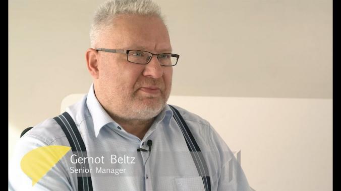 """Interview mit Gernot Beltz: """"""""Mal sind wir Projektleiter, aber auch Seelentröster oder ..."""