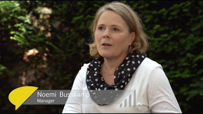 """Interview mit Noemi Busskamp: """"Macht etwas, wofür Ihr brennt, dann kommt der Rest von ..."""