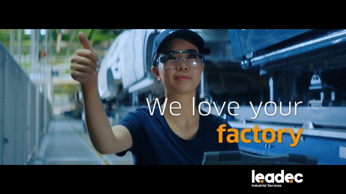 Leadec - We love your factory  || Imagefilm 2019 (German Version)