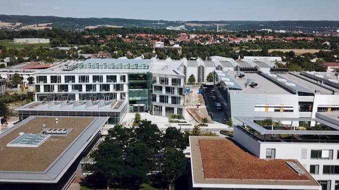 Entdecken Sie den Sartorius Campus in Göttingen