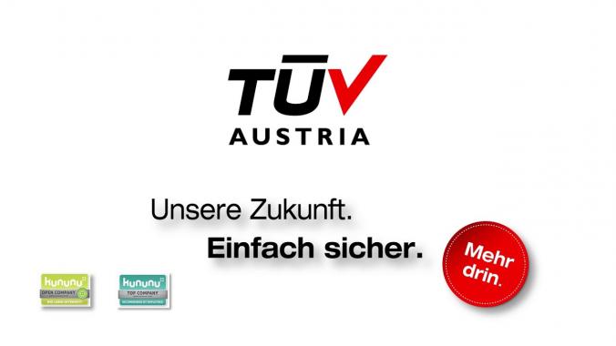 TÜV AUSTRIA Group. Zahlen. Daten. Fakten. Sicherheit. Security. Mehr drin.