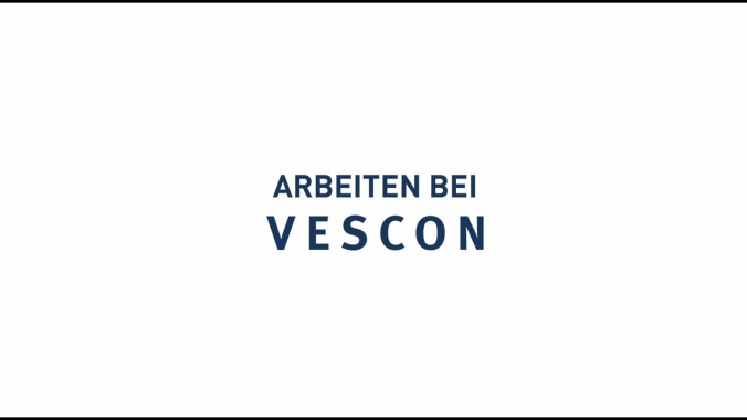 Arbeiten bei VESCON
