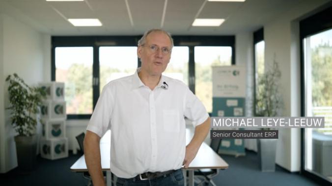 Michael Leye-Leeuw - Senior Consultant ERP