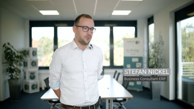 Stefan Nickel - Business Consultant ERP
