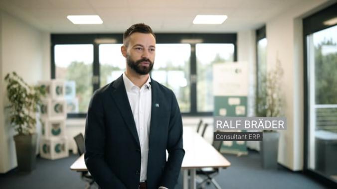 Ralf Bräder - Consultant ERP - APplus