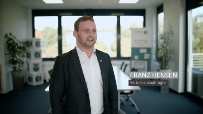 Franz Hensen - Sales Representative - CAD/CAM