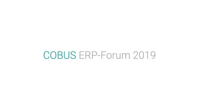 COBUS ERP-FORUM 2019