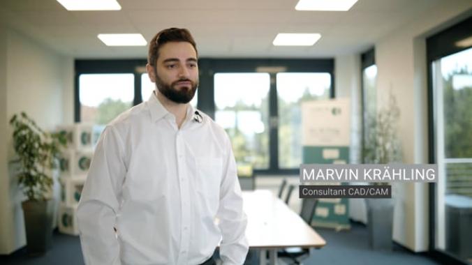 Marvin Krähling - Consulting - CAD/CAM