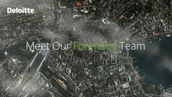 Meet the Forensics Team – Life at Deloitte