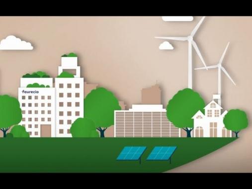 Faurecia - die drei Säulen unserer CSR-Roadmap