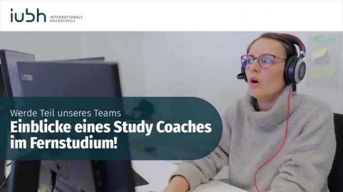 Einblicke eines Study Coaches im Fernstudium!