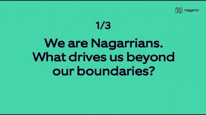 What drives Nagarrians beyond our boundaries? (Part 1/3)