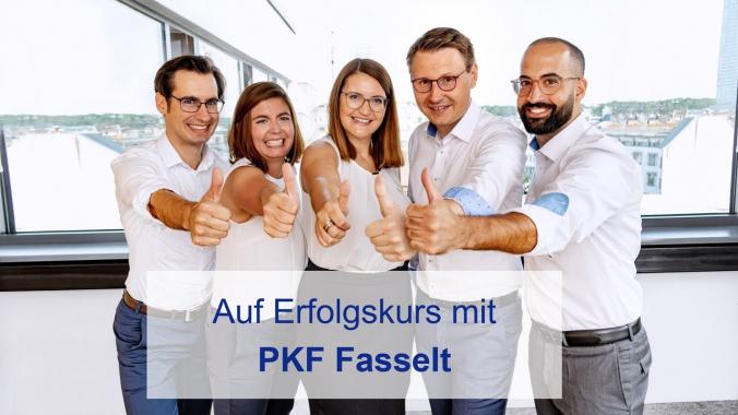 Auf Erfolgskurs mit PKF Fasselt