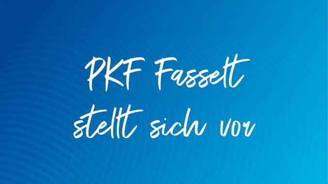 PKF Fasselt stellt sich vor