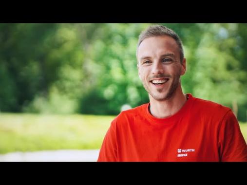 Arbeiten bei Würth Industrie Service | Logistik