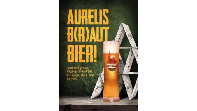 Aurelis - so wird Bier gebaut