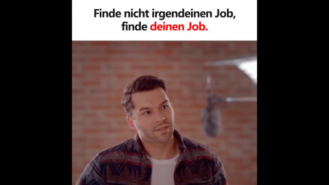 avanti vermittelt in spannde Office-Jobs, Jonas Story