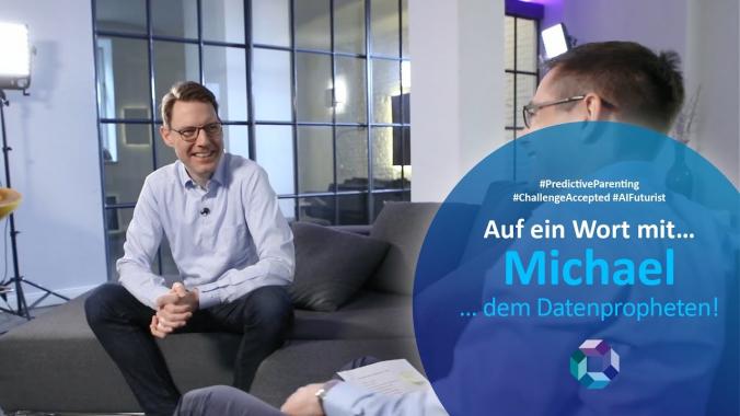 Auf ein Wort mit... Michael - dem Datenpropheten!
