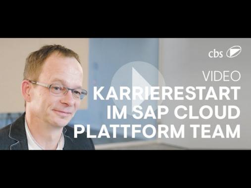 Komm ins SAP Cloud Platform Team der cbs