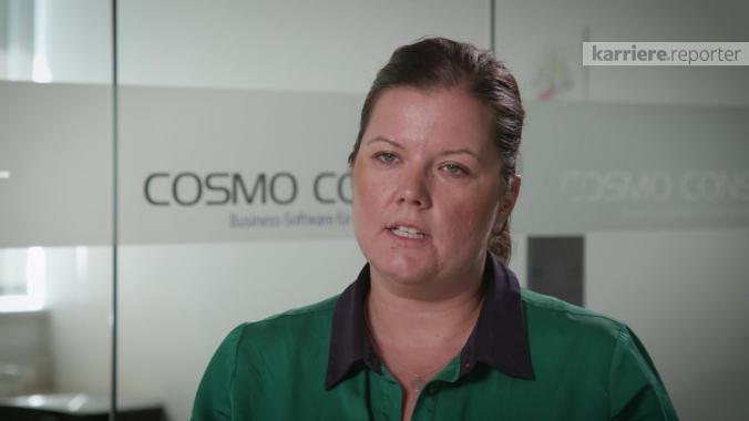 Im Bewerbungsgespräch bei COSMO CONSULT überzeugen | karriere.at