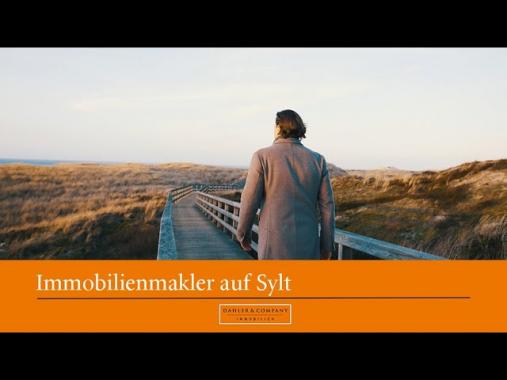Immobilien in Kampen | Tom Kirst über den Job als Immobilienmakler auf Sylt | DAHLER & ...