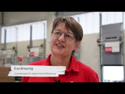 3 Fragen an Zustellexpertin Eva Breunig