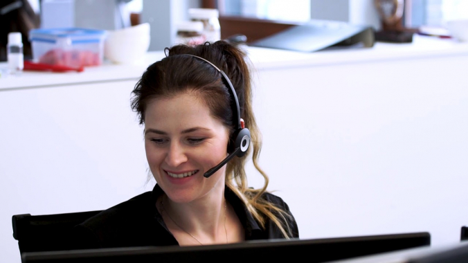 Arbeiten im Kundenservice bei Dr. Ausbüttel
