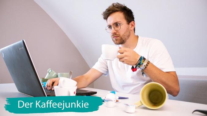 Der EffiCon Kaffee-Junkie