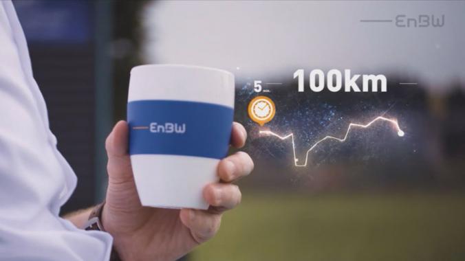 Antrieb für Neues: Elektromobilität bei der EnBW
