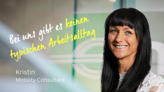 Jeder Arbeitstag hält spannende Aufgaben bereit  Kristin  Enterprise Jobs und Karriere